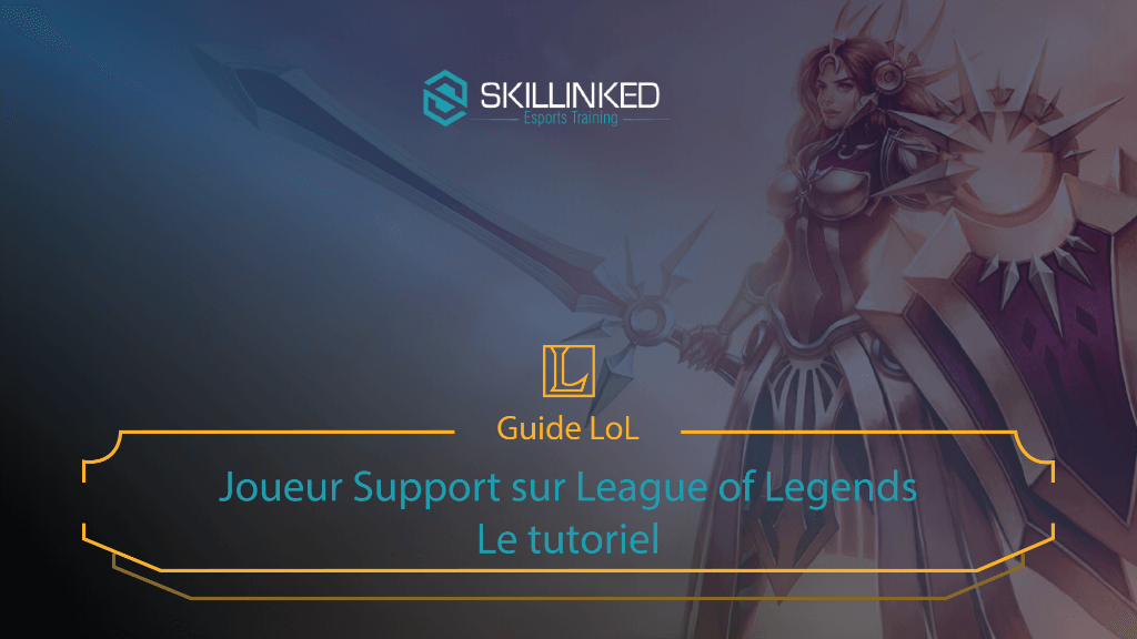 great fit pre order for whole family League of Legends : Tutoriel pour jouer support - Skillinked